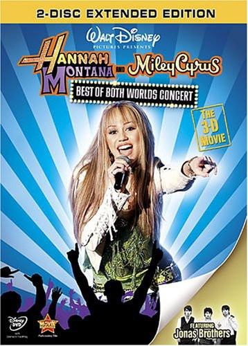 Hannah Montana & Miley Cyrus: Best of Both Worlds Concert: The 3-D Movie
