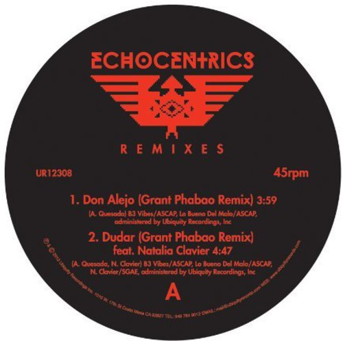 The Echocentrics Remixes [Single]