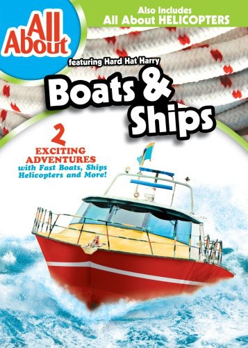 All About Boats and Ships/ All About Helicopters [Repackaged]