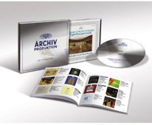 Grand Concert of Musick: Archiv Produktion Compact