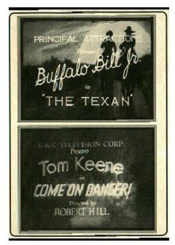 Texan/ Come on Danger (1932)