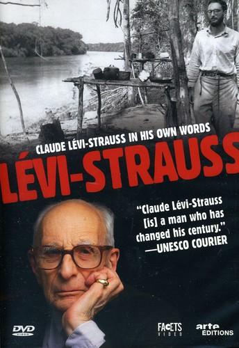 Claude Levi-Strauss: In His Own Words [WS][Dubbed]