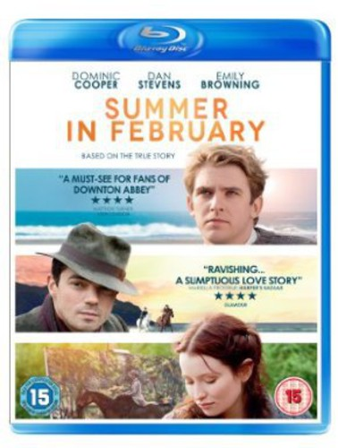Summer in February-Blu Ray