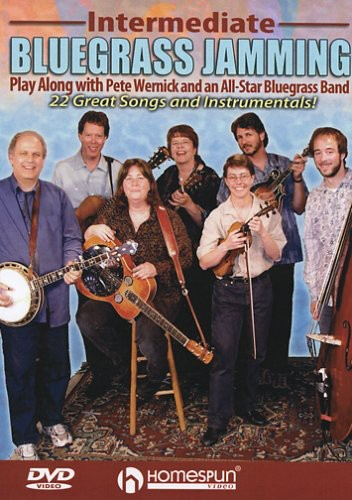Intermediate Bluegrass Jam Session