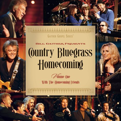 Country Bluegrass Homecoming: Volume 1