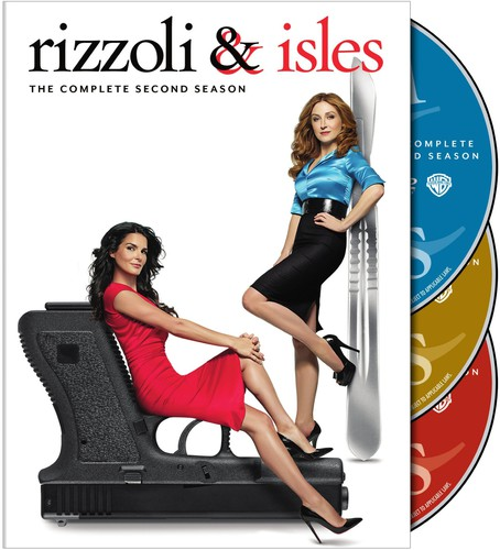 Rizzoli & Isles: The Complete Second Season