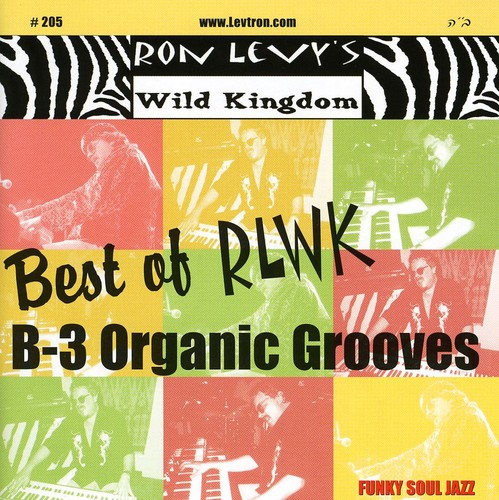 Best of RLWK-B-3 Organic Grooves