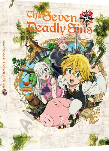 Seven Deadly Sins: Season One - Part One