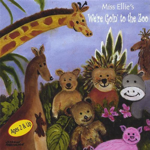 Miss Ellies Were Goin to the Zoo
