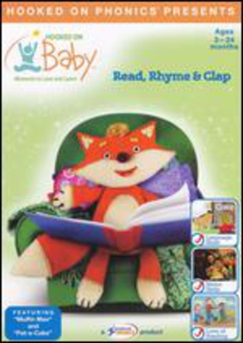 Hooked on Baby: Read, Rhyme & Clap