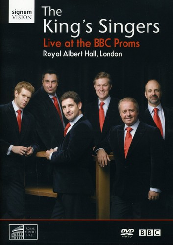Live at the BBC Proms