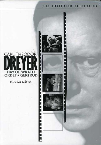 Carl Theodor Dreyer (Criterion Collection)