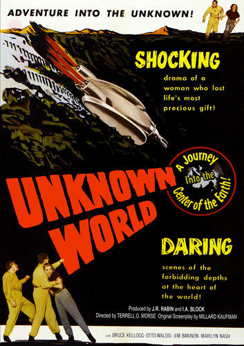 Unknown World (1951)