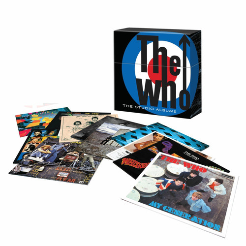 The Studio Albums [14 LP] [Box Set]