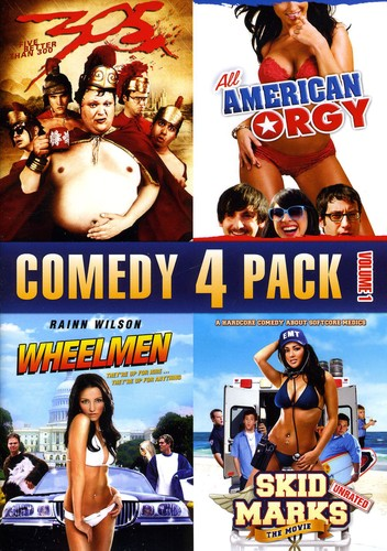 Comedy 4 Pack 1