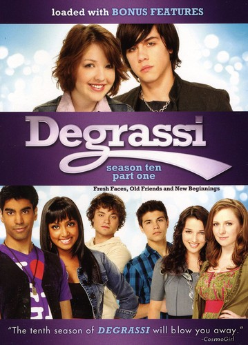Degrassi: Next Generation Season 10 PT 1 [Import]