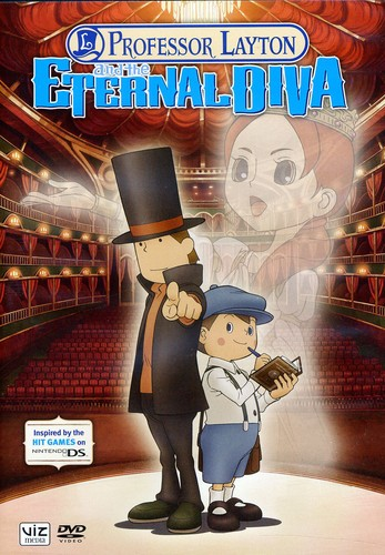 Professor Layton & the Eternal Diva