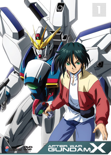 After War Gundam X Collection 1
