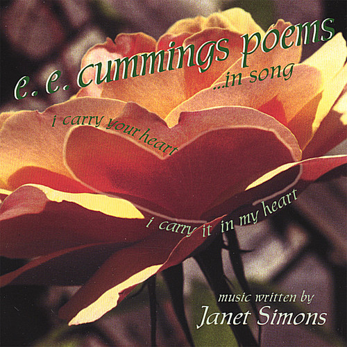 Ee Cummings Poems in Song