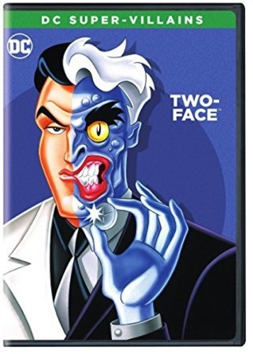 DC Super Villains: Two Face