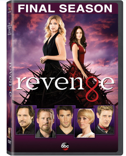 Revenge: The Complete Fourth and Final Season