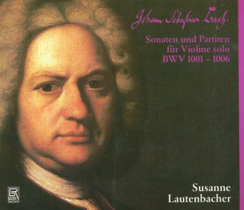 Sonatas & Partitas for Solo