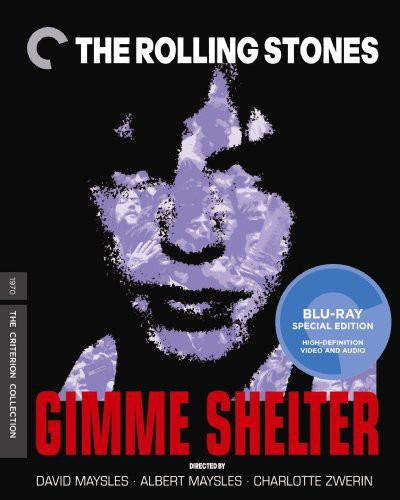Criterion Collection: Gimme Shelter [1970]