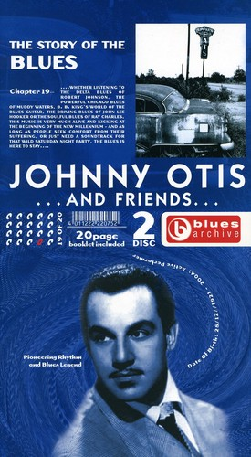 Story of the Blues: Johnny Otis [Import]