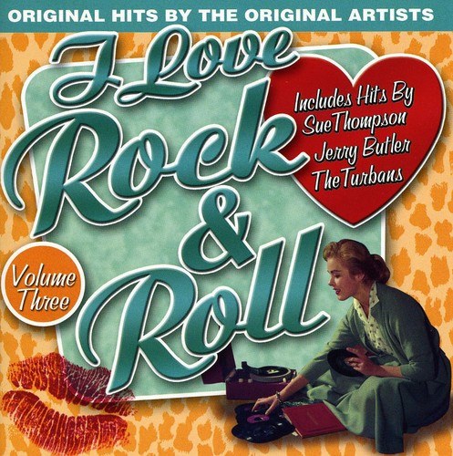 I Love Rock N Roll 3 /  Various
