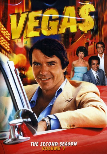 Vegas: The Second Season, Vol. 1 [Full Frame] [3 Discs]