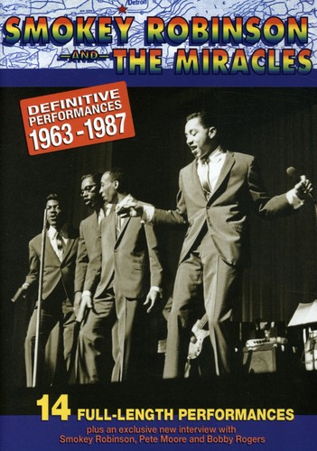 The Definitive Performances 1963-1987