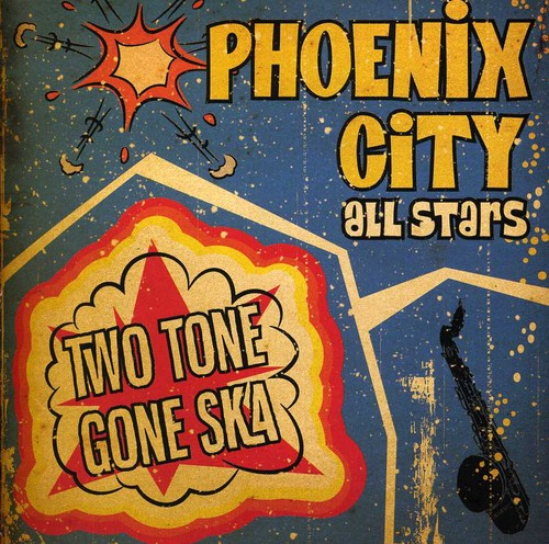 Two Tone Gone Ska [Import]