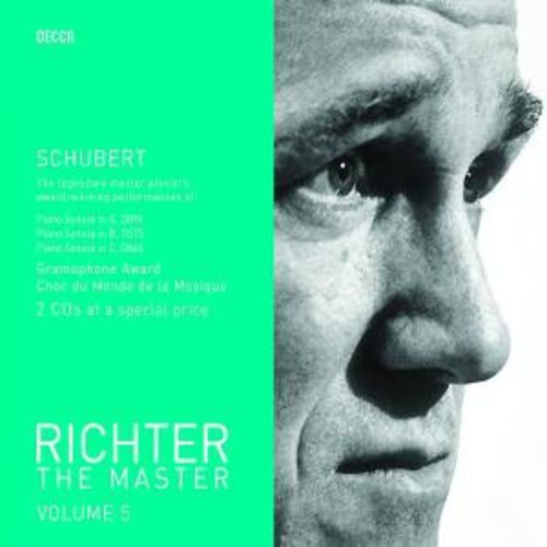 Richter: The Master 4 - Schubert Sonatas