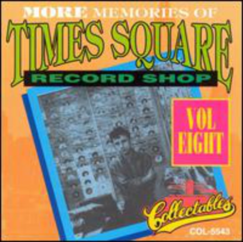 Memories Of Times Square Records, Vol.8