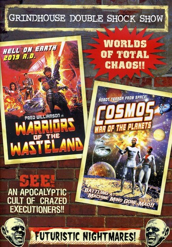 Grindhouse Double Feature: Warriors Of The Wasteland/ Cosmos: War Of The Planet