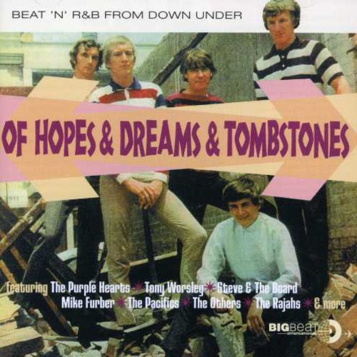 Hopes & Dreams Tombstones /  Various [Import]