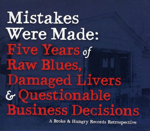Mistakes Were Made: Five Years of Raw /  Various