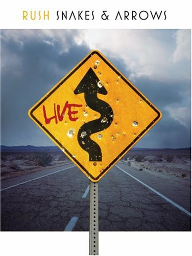 Snakes and Arrows Live [3 Discs] [Digipak]