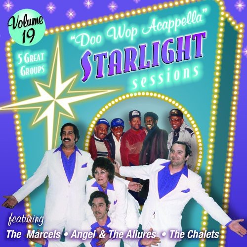 Doo Wop Acappella Starlight Sessions 19 /  Various