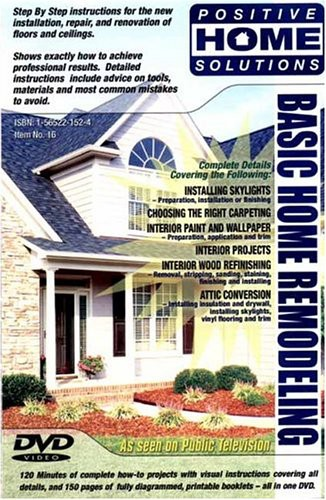 Positive Home Solution - Basic Home Remodeling