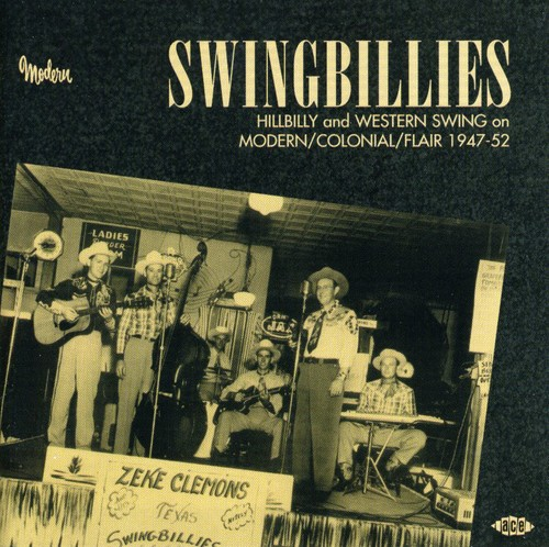 Swingbillies: Hillbilly & Western Swing /  Various [Import]
