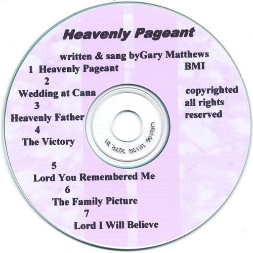 Heavenly Pageant