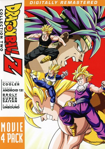 Dragon Ball Z: Movie Pack 2