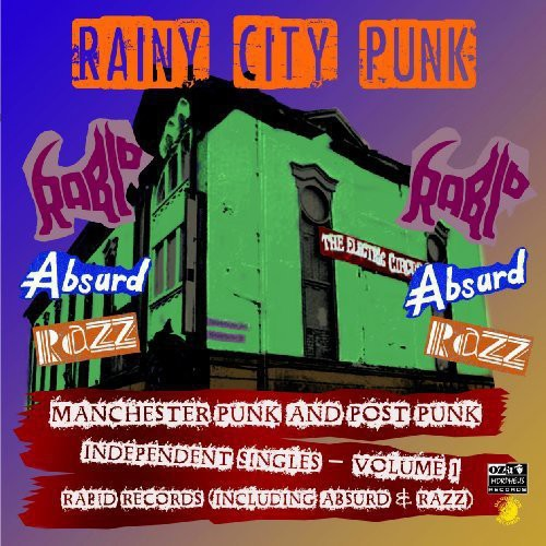 Rainy City Punks