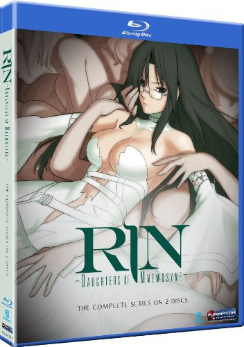 Rin: Daughter of Mnemosyne - Complete Series