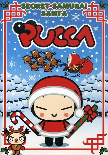 Pucca: Secret Samurai Santa [Full Frame]