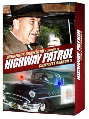 Highway Patrol: The Complete Season Three
