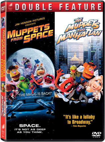 Muppets From Space/ Muppets Take Manhattan