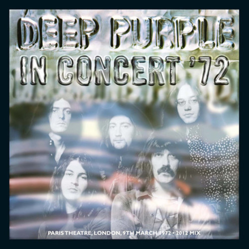 Deep Purple In Concert '72