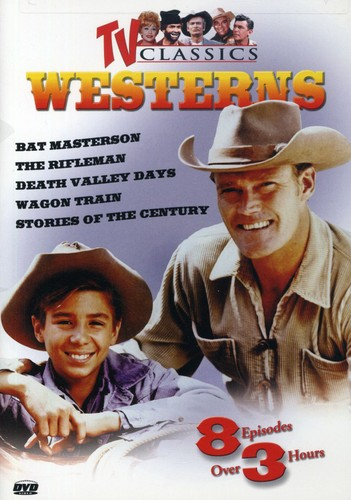 Tv Classic Westerns, Vol. 1 [8 Episodes] [Tv Show]